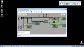 Automation in Geomatica 2012 - Batch processing using Modeler