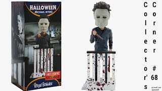 Royal Bobbles Hot Topic Exclusive Michael Myers Bobblehead - Collector's Corner
