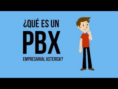 ¿Qué es un PBX empresarial Asterisk?