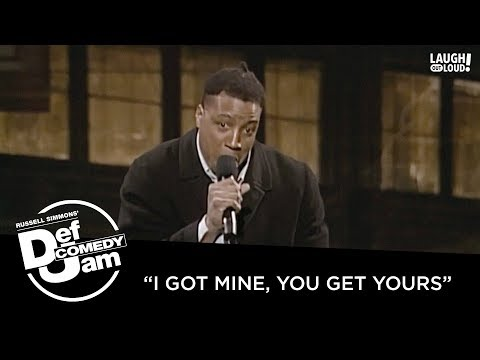 Warren Thomas Is Not Ashamed To Admit He Has Limits   Def Comedy Jam   Laugh Out Loud Network