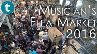 Musician's Flea Market 2016