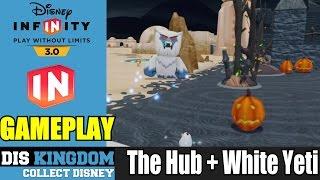 Disney Infinity 3.0 The Hub Including Yeti White Sky & Terrain Unlock