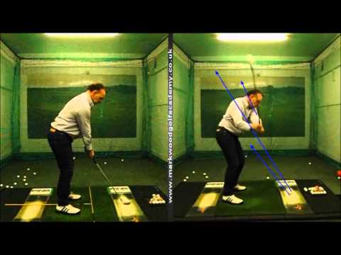 Great Swing Change – Mark Wood Golf Academy – Golf Lessons Sussex