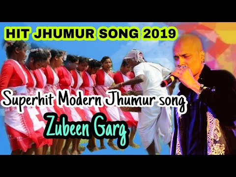 Jhuli Jhule zubeen Garg jhumur new Song 2018 By Adivasi hits live