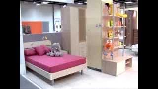 видео Мебель в детскую комнату, цена: купить в Москве детскую мебель недорого, каталог интернет-магазина «Мебель Для Вас»