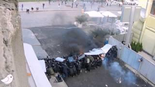 Расстрел украинских активистов в Одессе!!Смотреть всем!