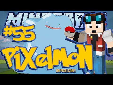 Minecraft | EEVEES AND DITTO!! | Pixelmon Mod w/DanTDM #55