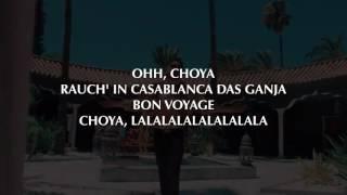 MIAMI YACINE - Bon Voyage (Official HQ Lyrics)