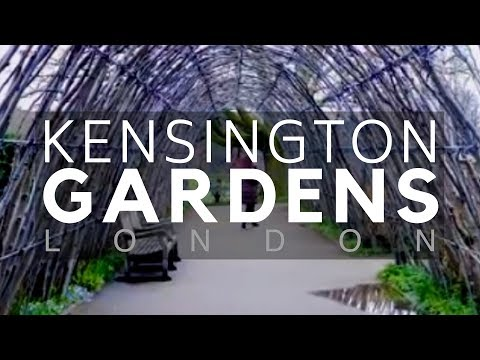 Kensington Gardens - Things to do in London - London Attractions - London Tourism