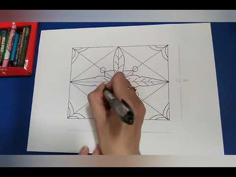 Trang trí hình chữ nhật | Tổng hợp các nội dung liên quan vẽ trang trí hình chữ nhật đẹp đơn giản mới cập nhật