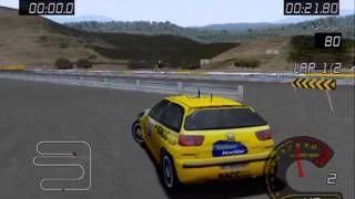 Pro Rally 2002 (PS2) - Part 1