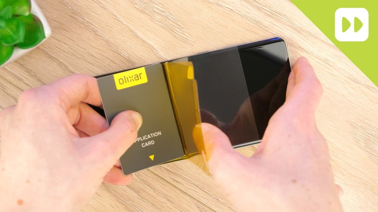 Olixar Samsung Galaxy S10 Plus Front and Back TPU Screen Protector Installation Guide & Review
