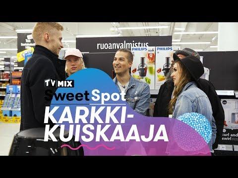 TV Mix SweetSpot - Karkkikuiskaaja // Jakso 02