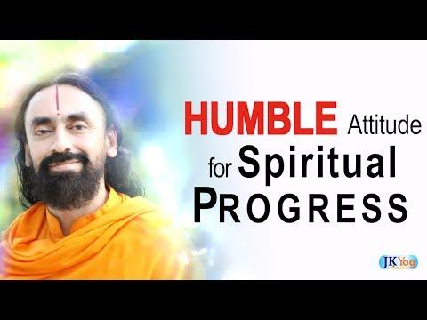 A Humble Attitude is Essential For Our Spiritual Progress | Swami Mukundananda