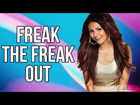 Victorious - Freak The Freak Out (Lyric Video) HD