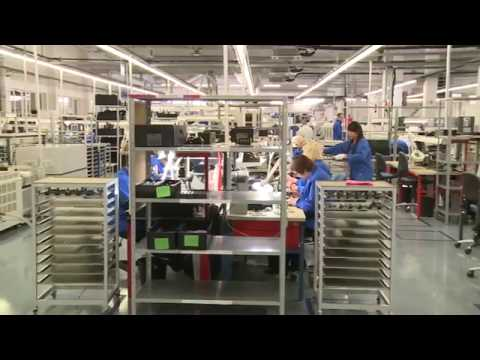 Manufacturing processes in Kitron UAB, Lithuania | Kitron Group