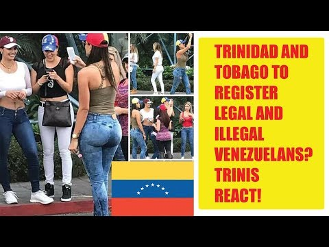Trinidad and Tobago to Register Legal and Illegal Venezuelans?