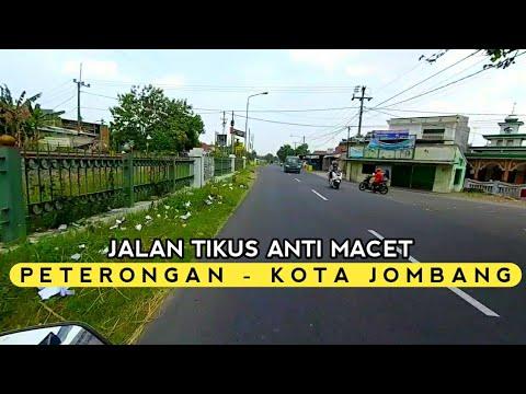 Download Jalan Tikus Peterongan Sampe Kota Jombang - Agent Taufiq Motovlog