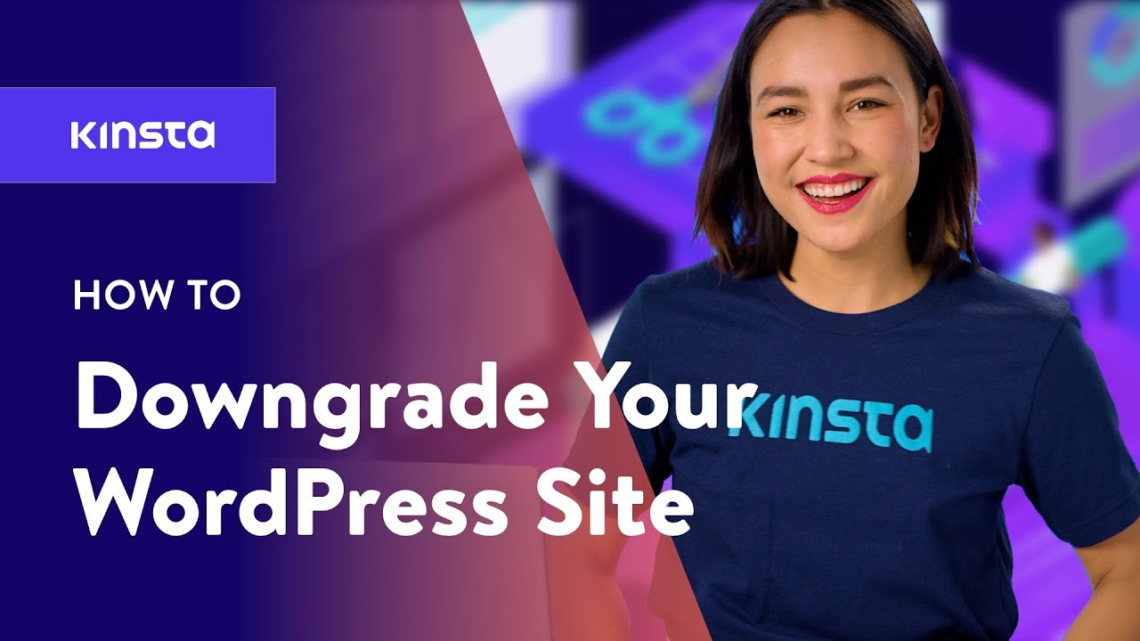 How to Downgrade Your WordPress Site (For Troubleshooting Plugin and Theme Issues)