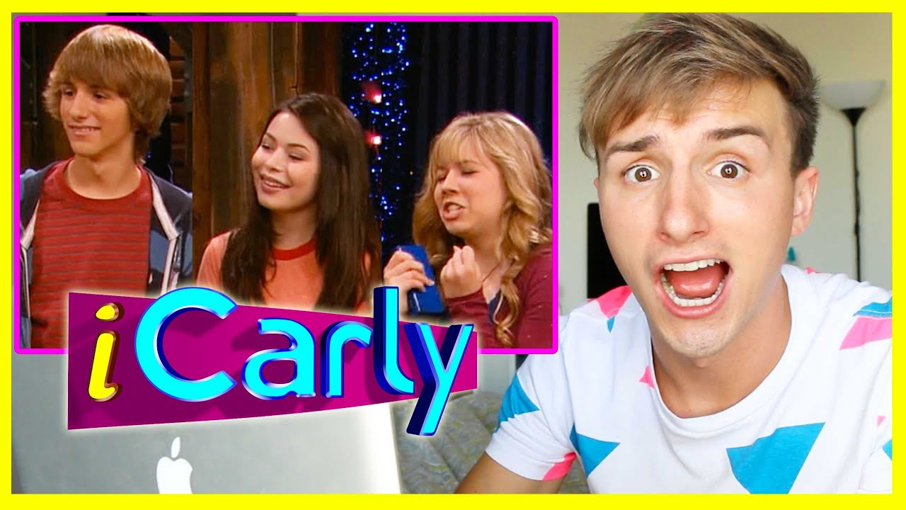 REACTING TO FRED ON ICARLY - YouTube  REACTING TO FRE...