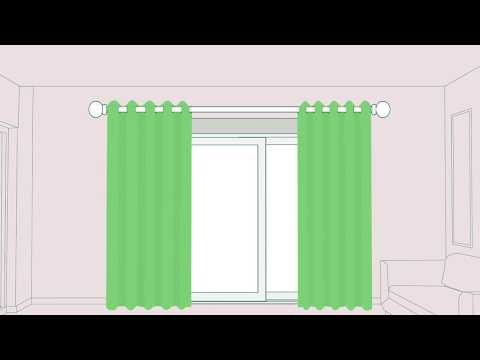 How To Measure For Curtains - Directblinds.co.uk