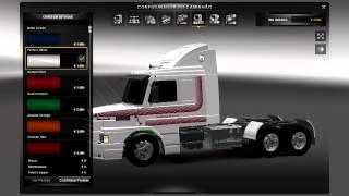 Euro Truck Simulator 2 Scania 112HW para Scania 113 (Logitech G25)