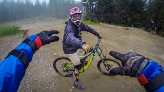 Whistler Downhill Mountain Biking