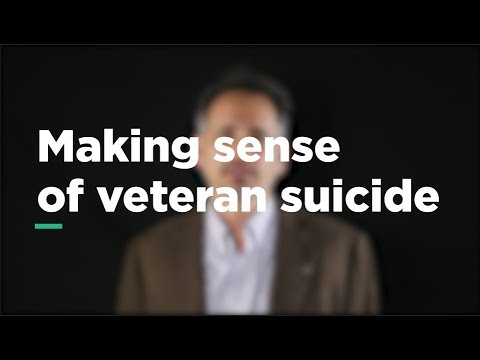 Making Sense Of Veteran Suicide | Let's Talk | NPR