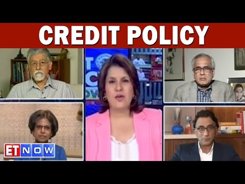 Credit Policy Countdown With Arvind Virmani, Jahangir Aziz | Exclusive