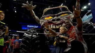 Monster Jam Tampa on FS1- this Sunday, September 23