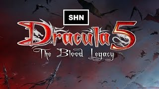 Dracula 5: The Blood Legacy HD 1080p/60fps Walkthrough Longplay Gameplay No Commentary