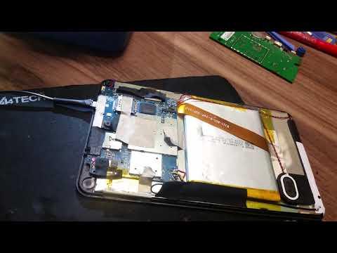 Ремонт после воды планшет Prestigio GRACE 3318 3G