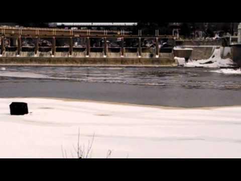 Wisconsin dells fishing report update 2 4 15 youtube for Wisconsin dells fishing report