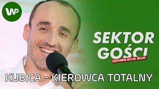 Robert Kubica to nadczłowiek. Kierowca totalny! - Maciej Wisławski - Sektor Gości 102 [cały wywiad]