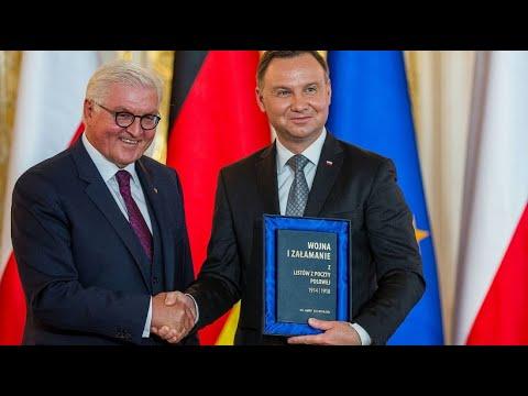Steinmeier wirbt in Polen für europäisches Wir-Gefühl