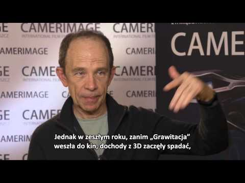 Camerimage Todd McCarthy interview