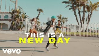 Danny Gokey - New Day (Lyric Video)