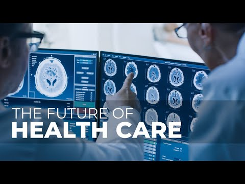 Health care in 2030: Artificial intelligence helping people get better healthcare