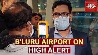 Coronavirus In India: Bengaluru Airport On High Alert Over Corona Virus Crisis