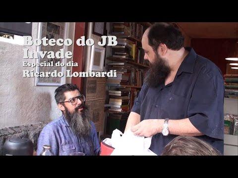Boteco do JB Invade • Ricardo Lombardi