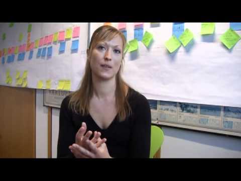 Kvinder på arbejdsmarkedet, Pernille