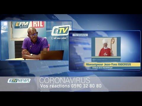 ÉDITION SPÉCIALE CORONAVIRUS - 25 MARS 2020 -