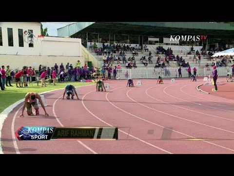Arif Rahman Tercepat di Nomor Lari 400 M Putra Mp3