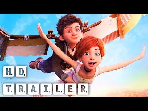 Leap! Ballerina Full HD Trailer Extended 20min