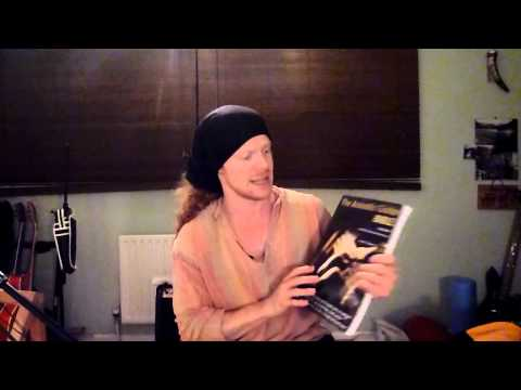 Guitar Book Club: Acoustic Guitar Bible  Eric Roche + Personal Story
