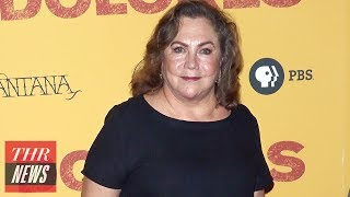 Kathleen Turner on 'Gross' Trump Handshake & Difficulties With the 'Friends' Cast | THR News
