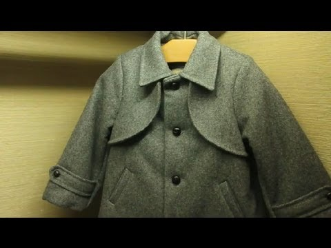 How to Store a Wool Coat : Clothing Care & Tips