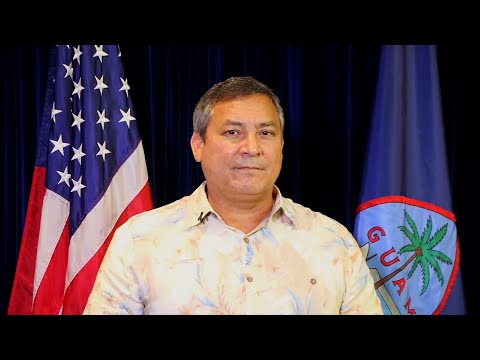 Guam Governor Reassures Nervous Residents