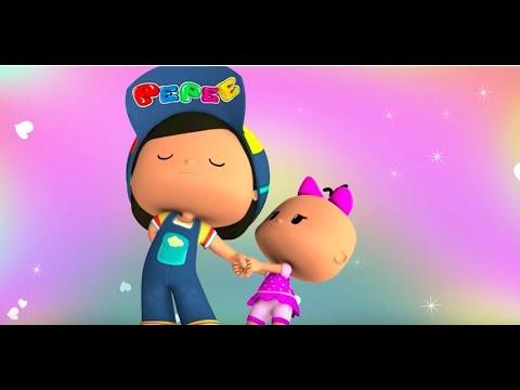 Pepee / Bebee - Kalbim Kırıldı - Çocuk Şarkıları | Düşyeri