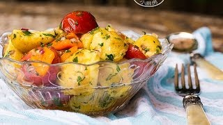 [eng Sub]油醋汁土豆沙拉 Potato Salad With Sherry Vinaigrette Recipe
